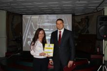 Награждение победителей конкурса проектировщиков Москва
