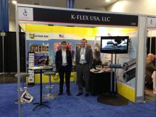 Участие K-FLEX в мировой выставке LNG 17