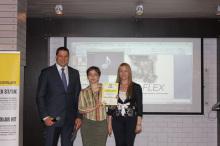 Награждение победителей конкурса проектировщиков Екатеринбург